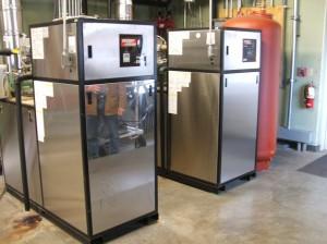 RBI Fusion Condensing Boilers