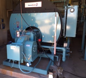Cleaver Brooks CBEX Premium Firetube Boiler