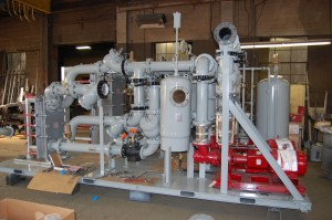 Chilled Water Pumping Package