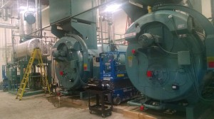 Cleaver Brooks CBEX Elite Firetube Boilers