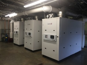 Cleaver Brooks Clearfire 5000 MBH Condensing Boilers