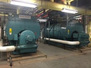 Cleaver Brooks Firetube Boilers