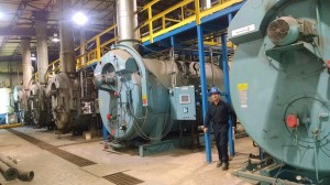 Cleaver Brooks CBLE Firetube Boilers