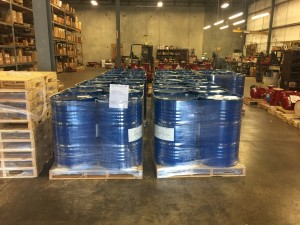 55 Gallon Drums Propylene and Ethylene Glycol