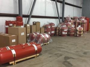 Bell & Gossett Expansion Tanks