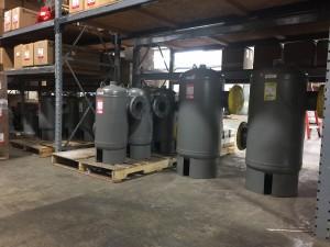 Bell & Gossett Air Separators