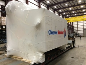Cleaver Brooks CBND Boiler Ready To Ship